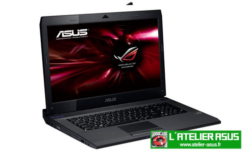 Asus G55VW Management Drivers for Windows Download